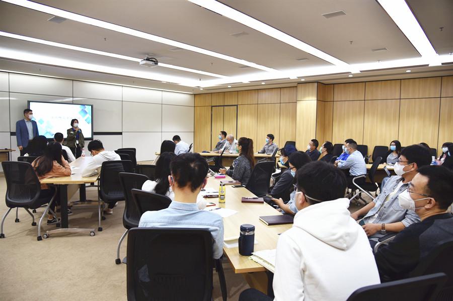 腾晖科技举办建设工程安全质量管理培训