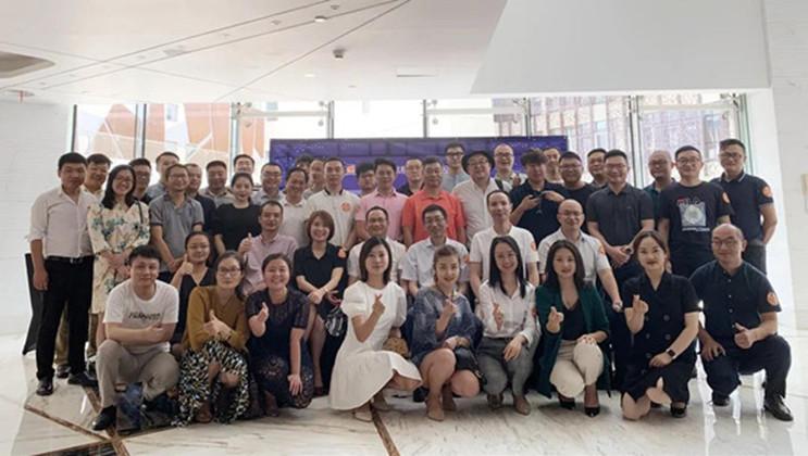 强化协同 赢战未来 | 腾晖科技2020年上半年工作会议圆满召开
