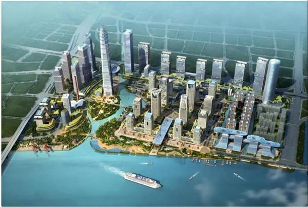 腾晖智慧建造精选 | 广州国际金融城项目工程
