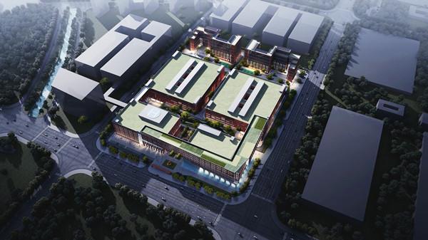 腾晖智慧建造精选 | 麦克韦尔电子科技产业园项目