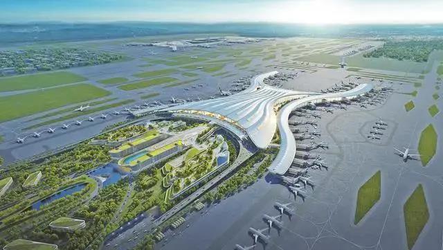 腾晖智慧建造精选 | 广州白云国际机场三期扩建工程